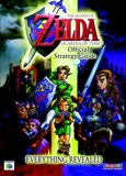 The Legend of Zelda Ocarina of Time - Official Strategy Guide by Michael Owen (23-Nov-1998) Paperback - 23/11/1998