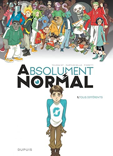 Absolument Normal