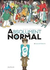 Absolument Normal - Tome 1 - Tous différents de Kid Toussaint