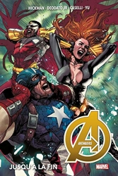 Avengers Tome 2 - Jusqu'à la fin de Stefano Caselli