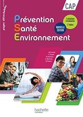 Prévention Santé Environnement CAP - Livre élève - Nouveau programme 2016 de Martine Cerrato