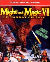 Might and Magic VI, le guide de jeu de Ted Chapman