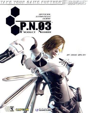 P.N.03? Official Strategy Guide