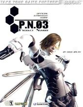 P.N.03? Official Strategy Guide de Doug Walsh