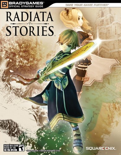 Radiata Stories? Official Strategy Guide