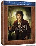 Le Hobbit - Un Voyage inattendu [Version Longue 3D + Blu-Ray + DVD + Copie Digitale]