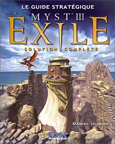 Le guide stratégique Myst III