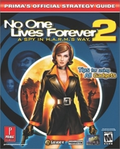 No One Lives Forever 2 - A Spy in H.A.R.M.'s Way de Prima Development