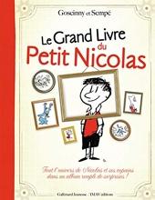 Le Grand Livre du Petit Nicolas de René Goscinny