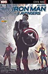 All-New Iron Man & Avengers n°10 de Nick Spencer