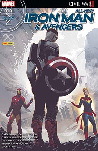 All-New Iron Man & Avengers n°10