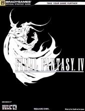 FINAL FANTASY IV Official Strategy Guide de BradyGames