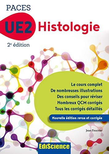 PACES UE2 Histologie - 2éd. (2 - UE2 t. 1) - Format Kindle - 9782100798100 - 16,99 €