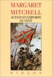 Autant en emporte le vent - Gallimard - 25/05/1989