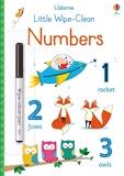 Little Wipe-Clean - Numbers