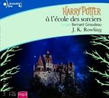 Harry Potter, I - Harry Potter à l'école des sorciers [Livre Audio (French Edition) by J. K. Rowling(2013-10-06) - French and European Publications Inc - 01/01/2013