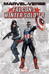Marvel-Verse - Falcon & Winter Soldier de Sal Buscema
