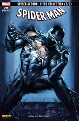 Spider-Man (fresh start) N°5 de Saladin Ahmed