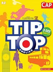TIP-TOP English CAP de Véronique Lepouzé
