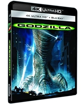 Godzilla [4K Ultra HD + Blu-Ray]