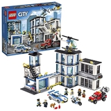 LEGO 60141 City Police Le Commissariat de Police