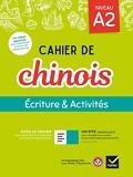 Cahier de chinois A2 - Éd. 2020 - Cahier élève + accès site