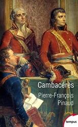 Cambacérès de Pierre-François PINAUD