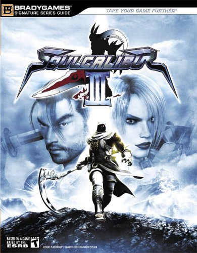 SOULCALIBUR®III Official Fighter's Guide