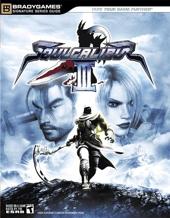 SOULCALIBUR®III Official Fighter's Guide de BradyGames