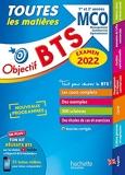 Objectif BTS MCO (1re et 2e années) Toutes les matières, examen 2022