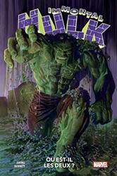 Immortal Hulk - Tome 01 d'Al Ewing