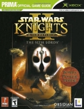 Star Wars Knights of the Old Republic II - The Sith Lords: Prima Official Game Guide - Prima Games - 21/12/2004