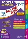Objectif BAC PRO ASSP (1re et Term) Toutes les matières - Nouveaux programmes BAC 2022