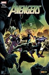 Avengers N°12 de Javier Garron