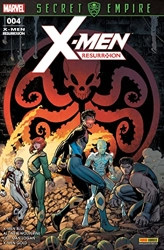 X-Men - ResurrXion n°4 de Mike Deodato Jr.