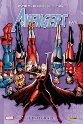 Avengers - L'intégrale 1979 (T16) de John Byrne