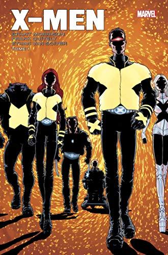 X-Men par Morrison et Quitely