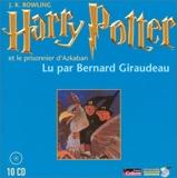 Harry Potter et le Prisonnier d'Azkaban (coffret 10 CD) - Gallimard Jeunesse - 11/12/2002