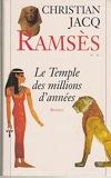 Ramsès tome 2 - Le temple des millions d'années - Le Grand Livre Du Mois - 01/01/1996