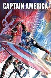 Captain America par Brubaker T4 de Brian Hitch