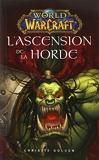 World of warcraft - L'ascension de la horde - Panini - 20/08/2014