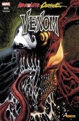 Venom N°05 d'Iban Coello