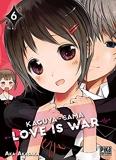 Kaguya-sama: Love is War - Tome 06