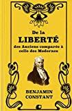 De la Liberté des Anciens comparée à celle des Modernes - Format Kindle - 1,99 €