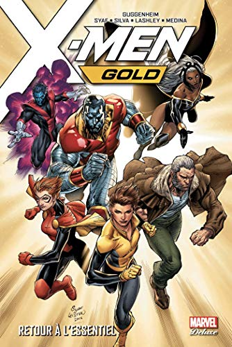 X-Men Gold Tome 1