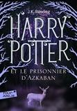 Harry Potter, III:Harry Potter et le prisonnier d'Azkaban - Folio Junior - 29/09/2011