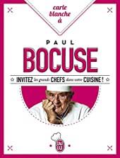 Carte blanche à Paul Bocuse de Paul Bocuse