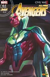 All-New Avengers n°11 de Gerry Duggan