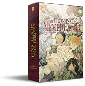The Promised Neverland Coffret T20 + Roman 3 de Posuka Demizu