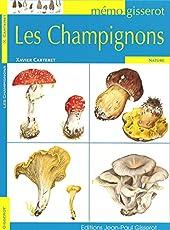 Champignons (les) - Memo de Xavier Carteret